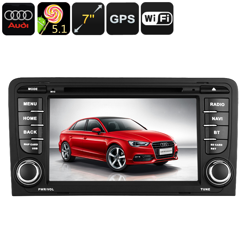 Wholesale 2 din car dvd player for audi a3 from china for Mueble 2 din audi a3