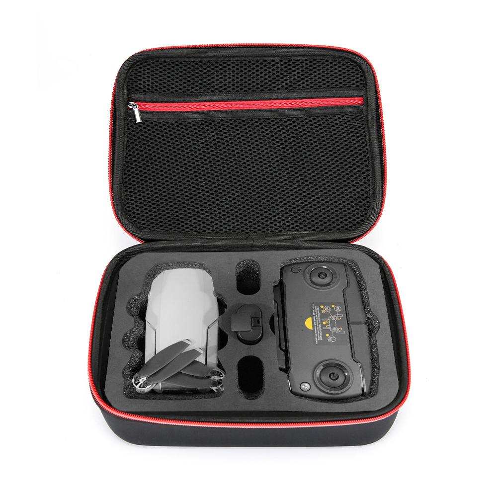 RC Drone Storage Case for DJI Mavic Mini Portable Handbag Carrying Case Mini Remote Control Airplane Accessories black