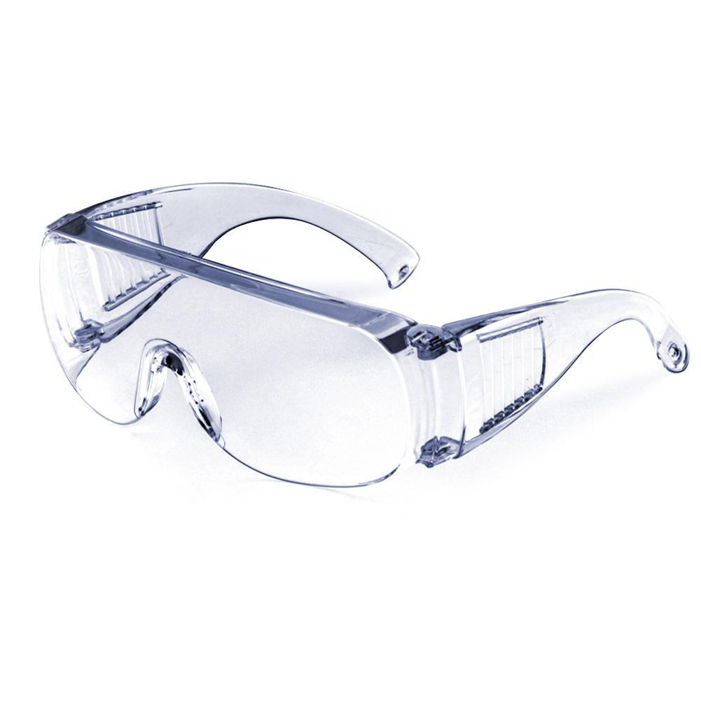 Cycling Goggles Anti Droplets Dust-proof Protective Glasses Labour Protection Supplies for Women Men Transparent_1 pair