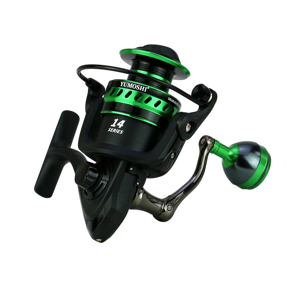 Fishing Reel Metal Rocker Arm Sea Fishing Rod Spinning Wheel Fishing Accessories Metal rocker + metal grip bal LT5000l