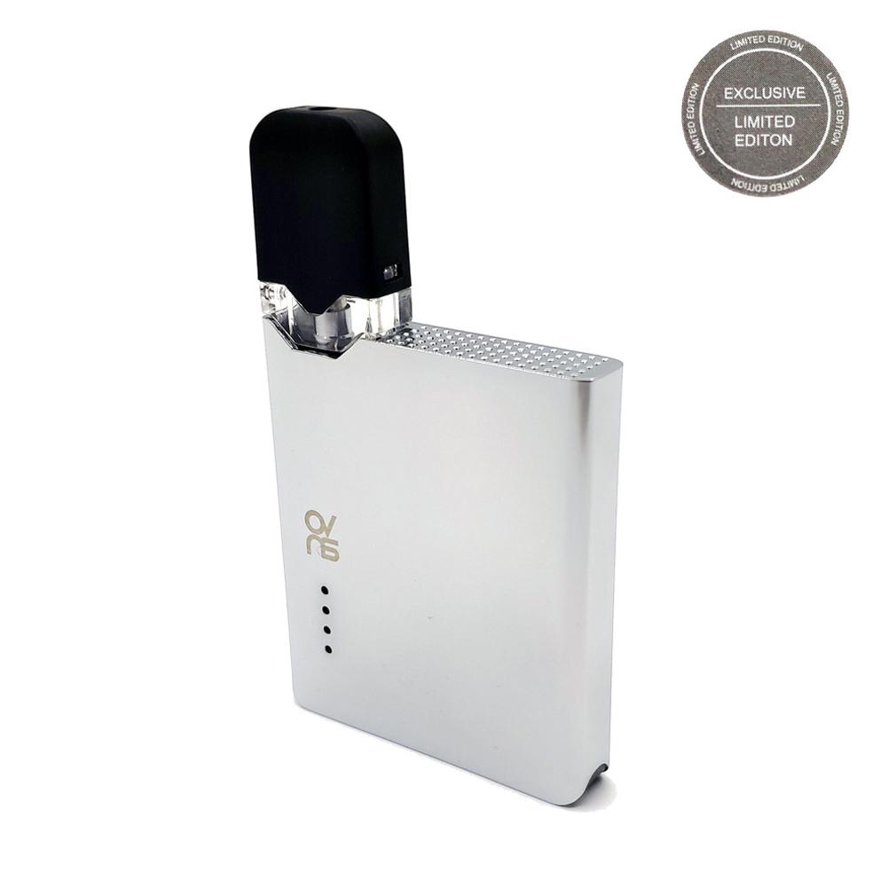 Electronic Cigarette OVNS JC01 Little Smoke Ceramic Atomization Core Flat Smoke CBD Coils Silver special edition
