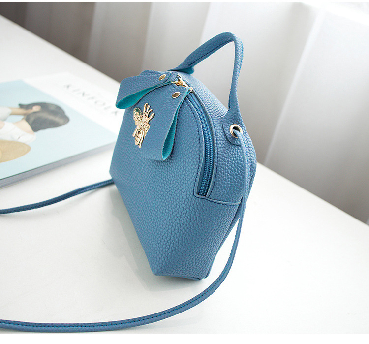 Women Bee Single-shoulder Bag Handbag
