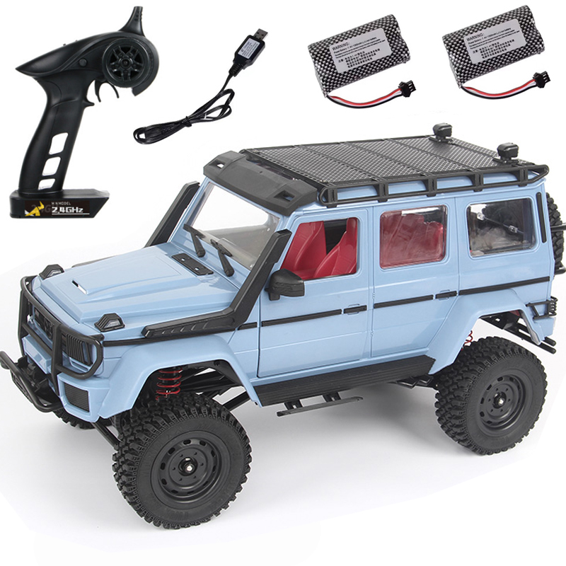Mn-86bs  1:12  Simulation  G500  Remote  Control  Car Rtr Version Model Toy 2 battery