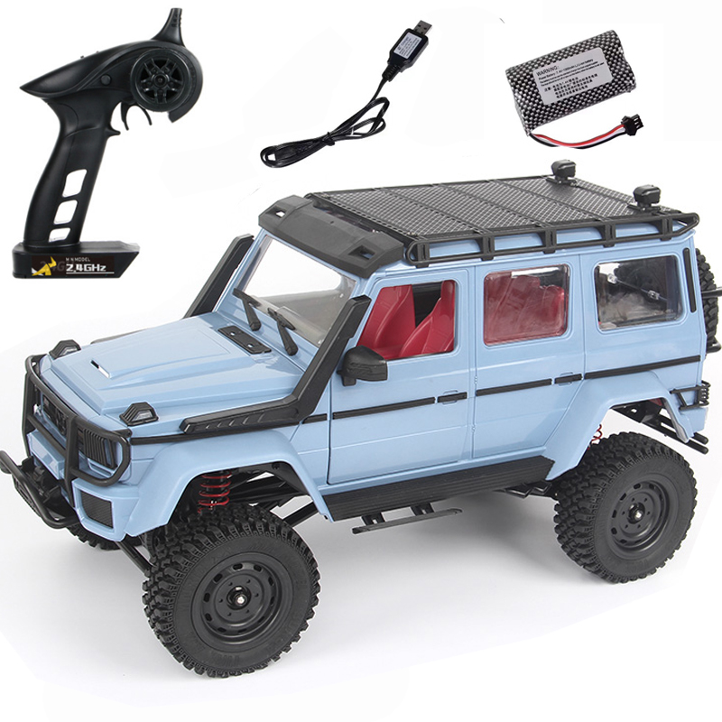 Mn-86bs  1:12  Simulation  G500  Remote  Control  Car Rtr Version Model Toy 1 battery