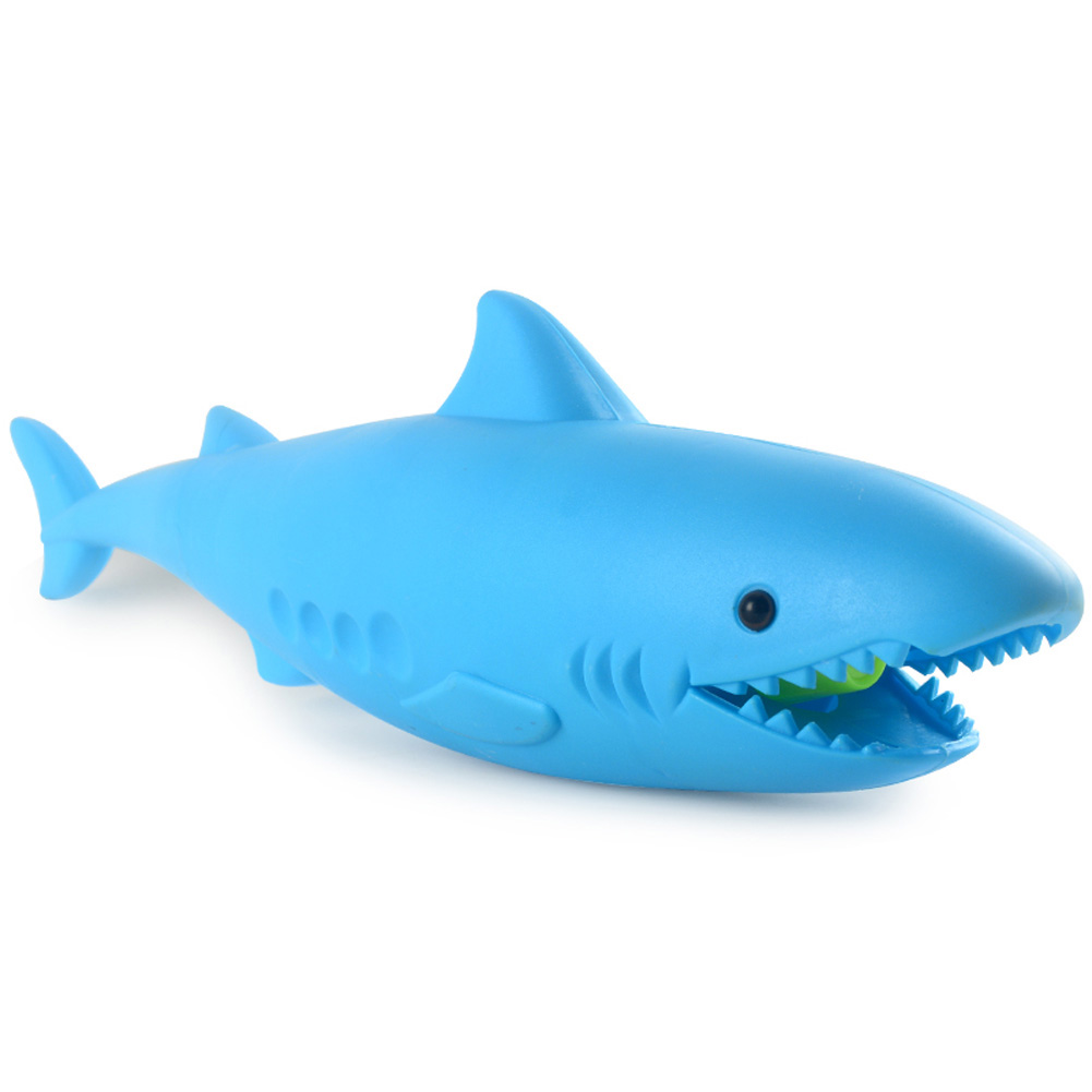 Water Torch Kids Large Capacity Animal Shape Swimming Pull Toys for Children Bath Beach Toy shark