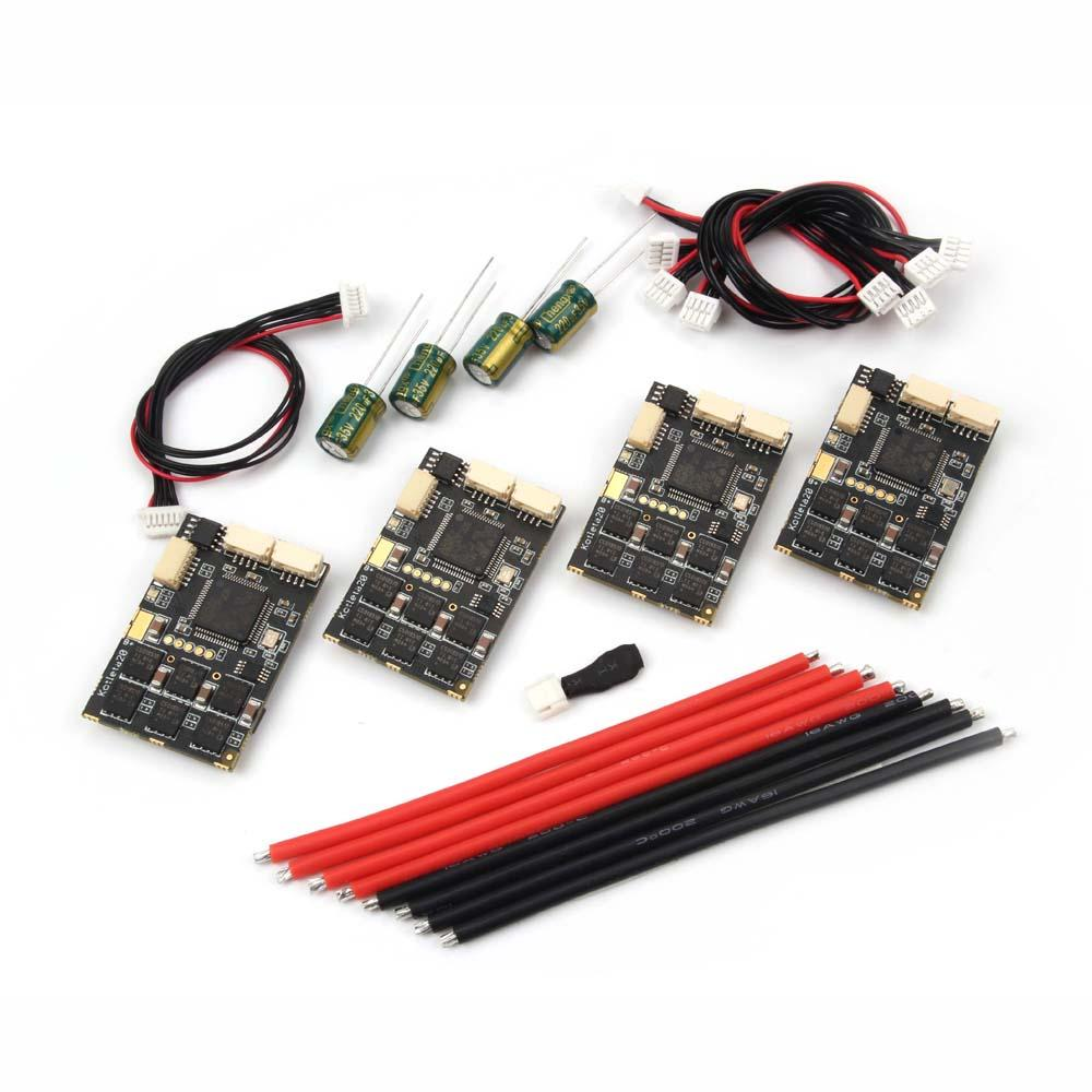 Holybro Kotleta20 ESC 500W CAN Bus BLDC Controller Sensor for RC Drone 4pcs