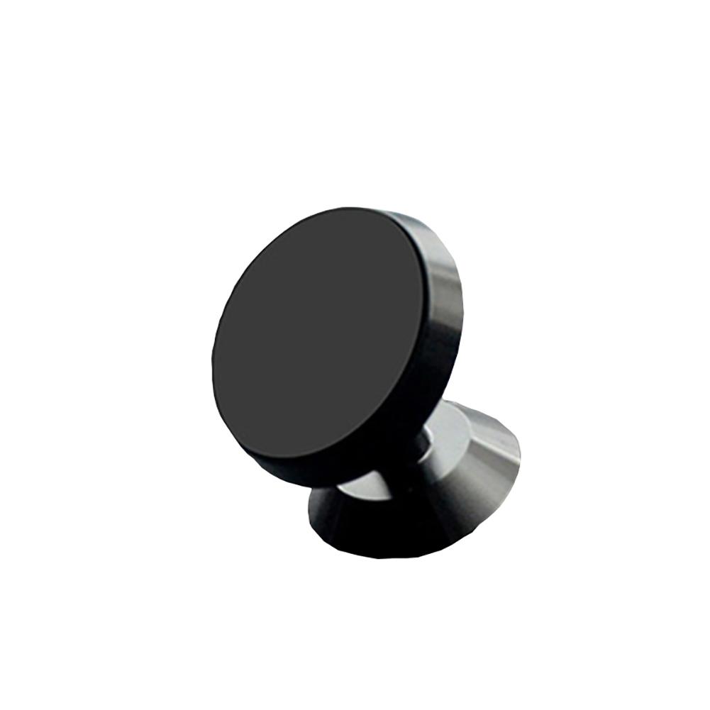 Universal 360°GPS Magnetic Car Mount Stand Holder Mobile Phone Bracket black