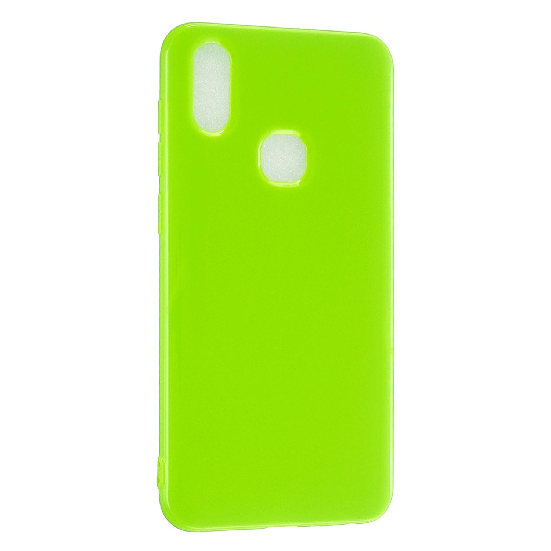 for VIVO Y17/Y3 / Y91/Y95/Y93 Thicken 2.0mm TPU Back Cover Cellphone Case Shell green
