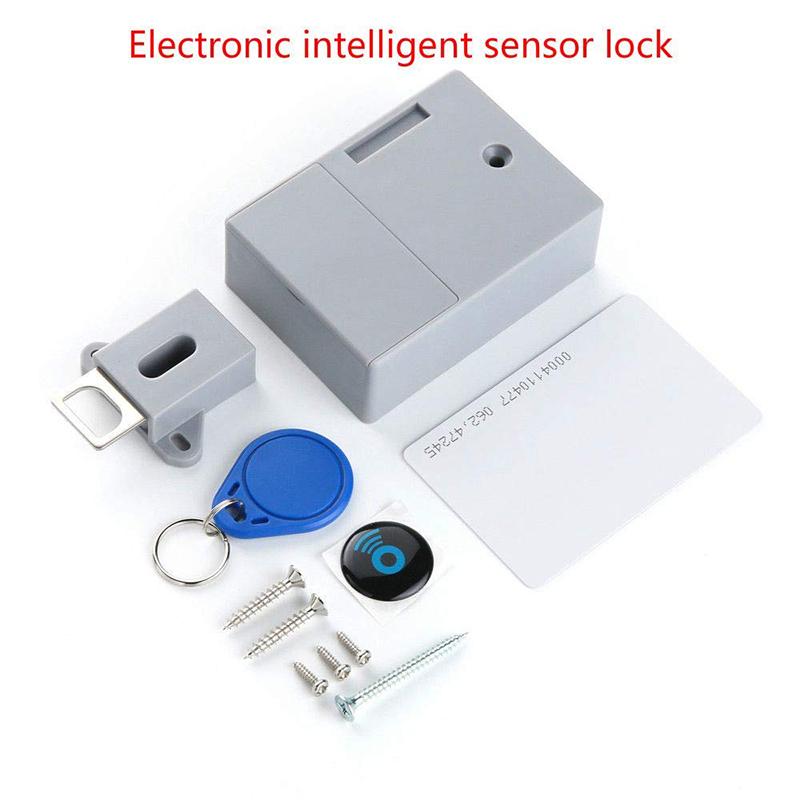 Intelligent Electric Induction Door Lock