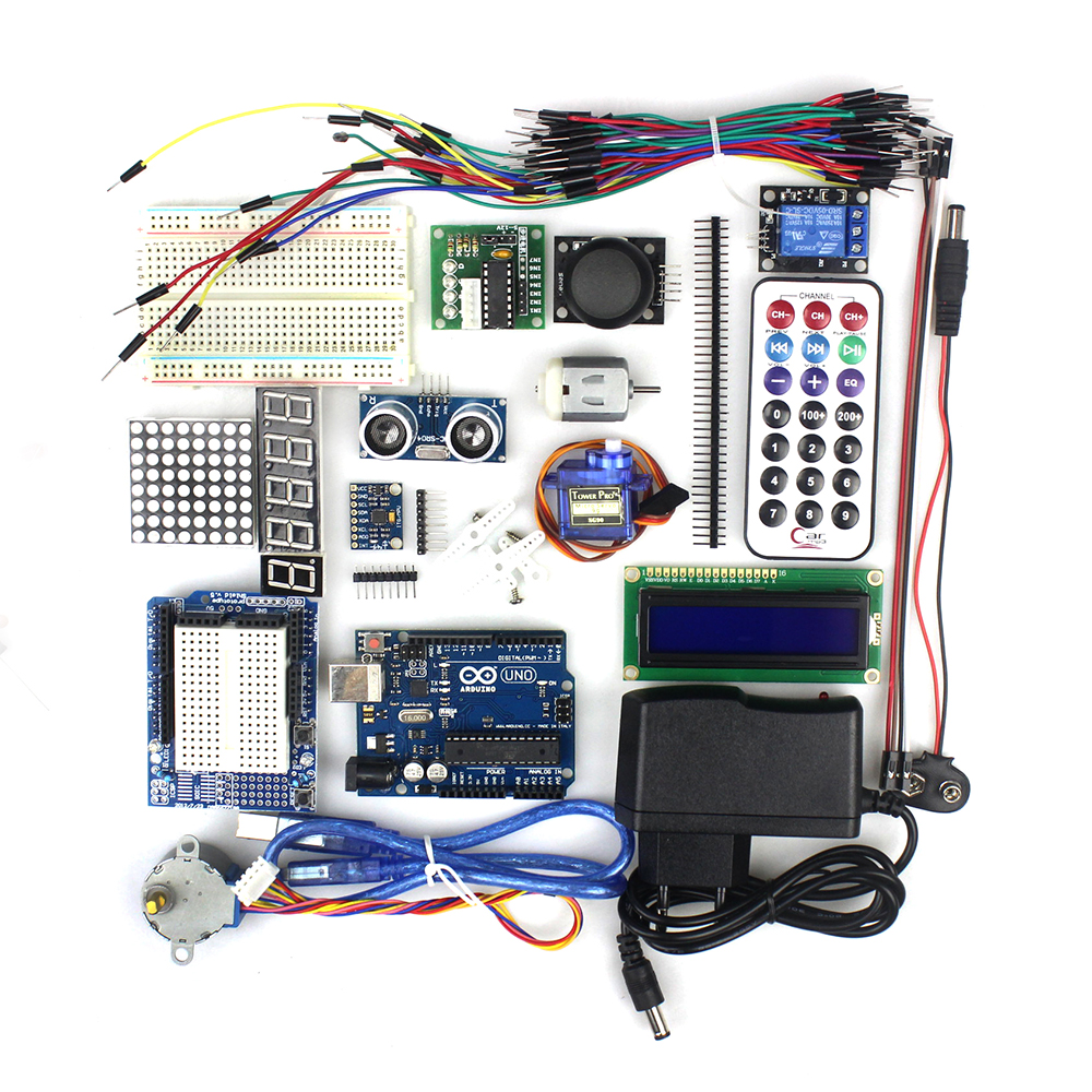 Wholesale arduino starter kit uno