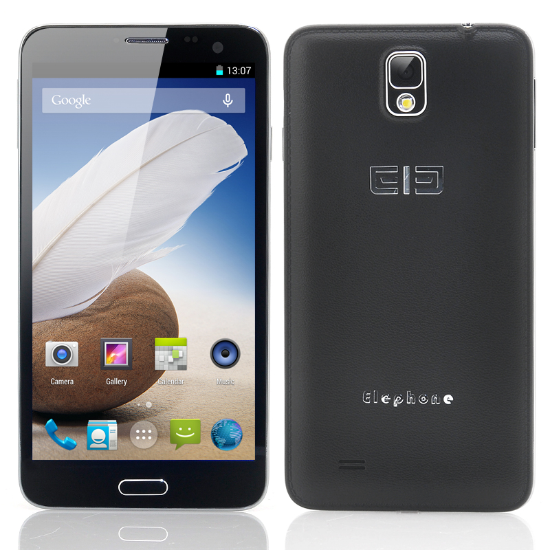 Elephone P8 Octa-Core Android 4.4 Phone (Bl)