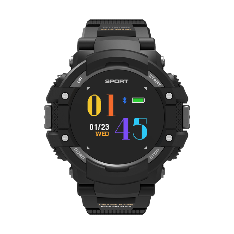 No.1 F7 Smartwatch (Black)