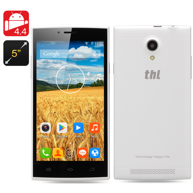 ThL T6s 3G Phone (White)