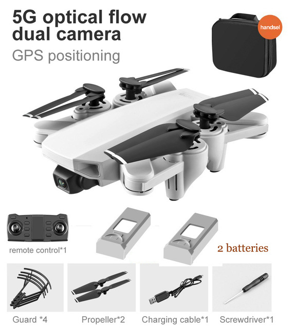 S103 Pro Drone with 4k Camera Rc Quadcopter Drones Hd 4k Gps 5g Wifi Uav Professional Foldable Dron Helicopter Toy Vs Sg907 2 battery