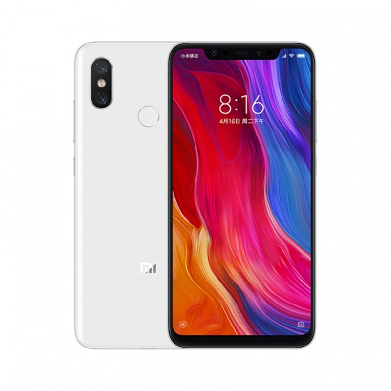 Xiaomi Mi 8 Android Phone 6+256GB Whie