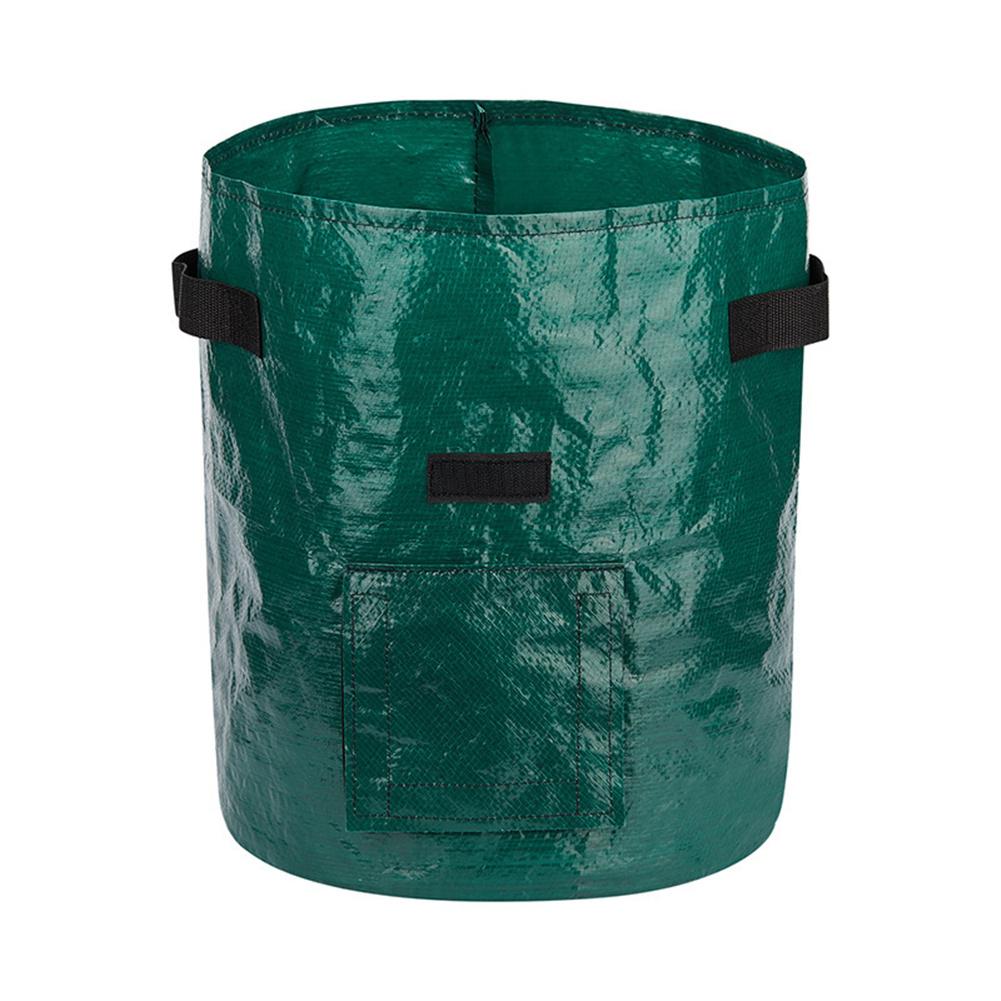 Potato  Grow  Bags Tomato Plant Case Home Garden Vegetable Planter Container 3 gallons 25*22cm