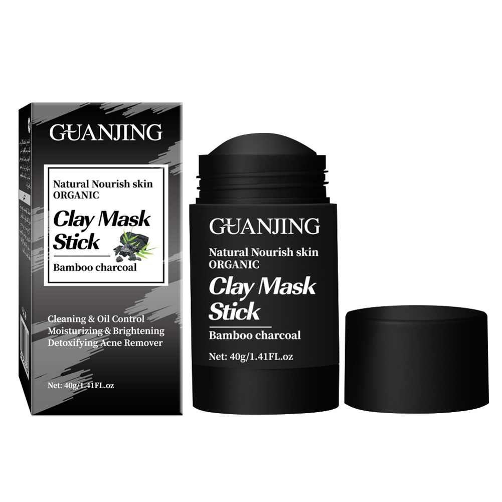 Cleasing  Mask Bamboo Charcoal Cleaning Mask Stick Deeping Remove Clean Pores Dirt Moisturizing Face Care Bamboo Charcoal Mask Mud Stick
