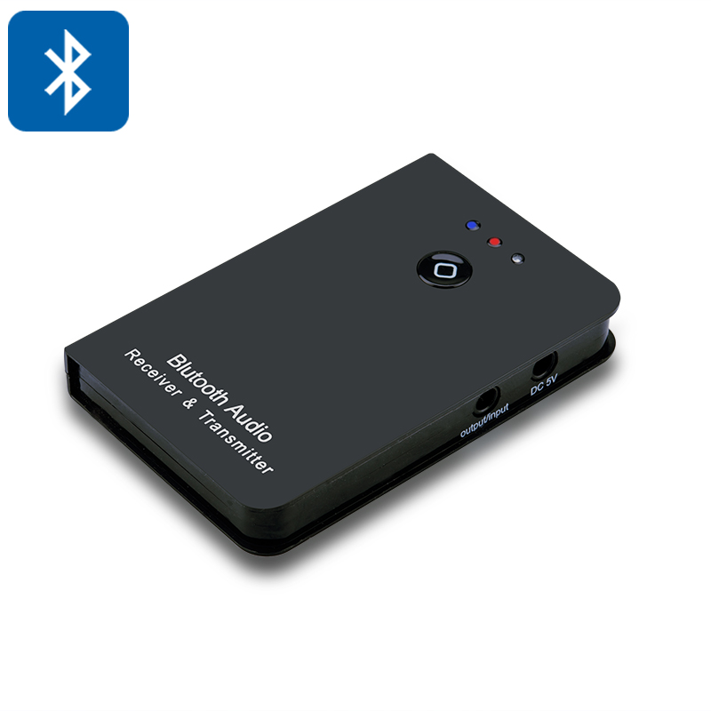 2 in 1 Bluetooth Audio Receiver + Transmitter