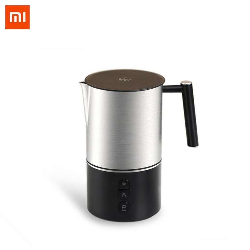 XIAOMI Electric Milk Frothing Machine Silver