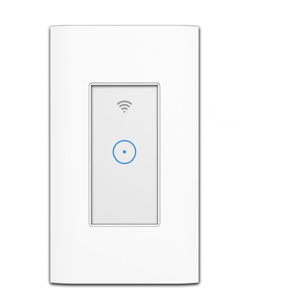 Home Smart WIFI Light Switch Works