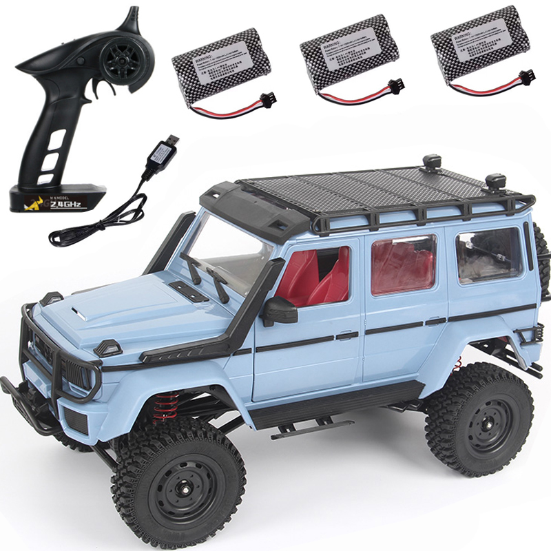Mn-86bs  1:12  Simulation  G500  Remote  Control  Car Rtr Version Model Toy 3 battery