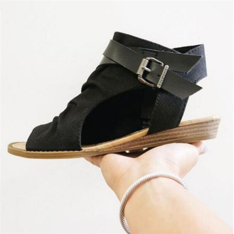 Fashion Women Sandals Large Size Shoes