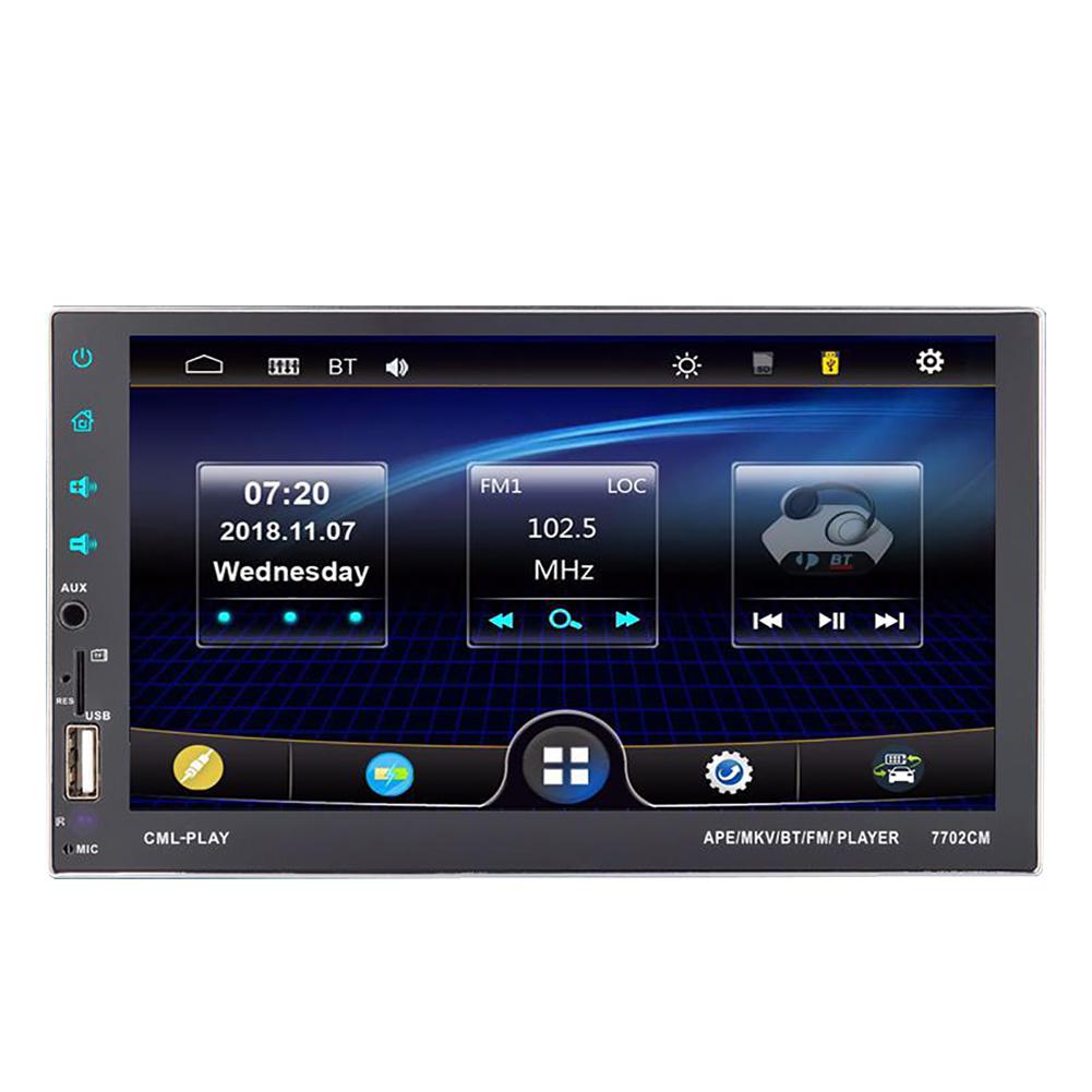 Car Multimedia Player Auto-radio  7