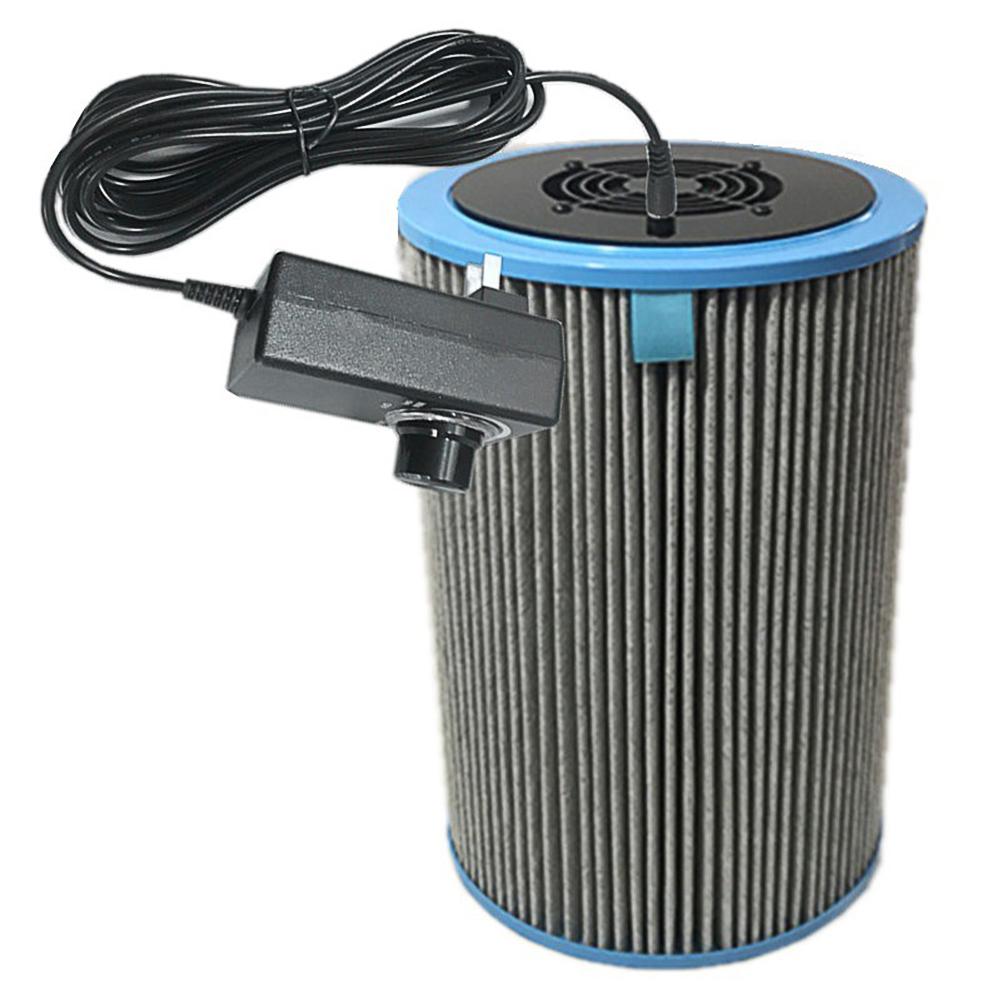 110-220V DIY Air Purifier Hepa Filter for Aldehyde PM2.5 Remove VOC Adsorption Aldehyde version