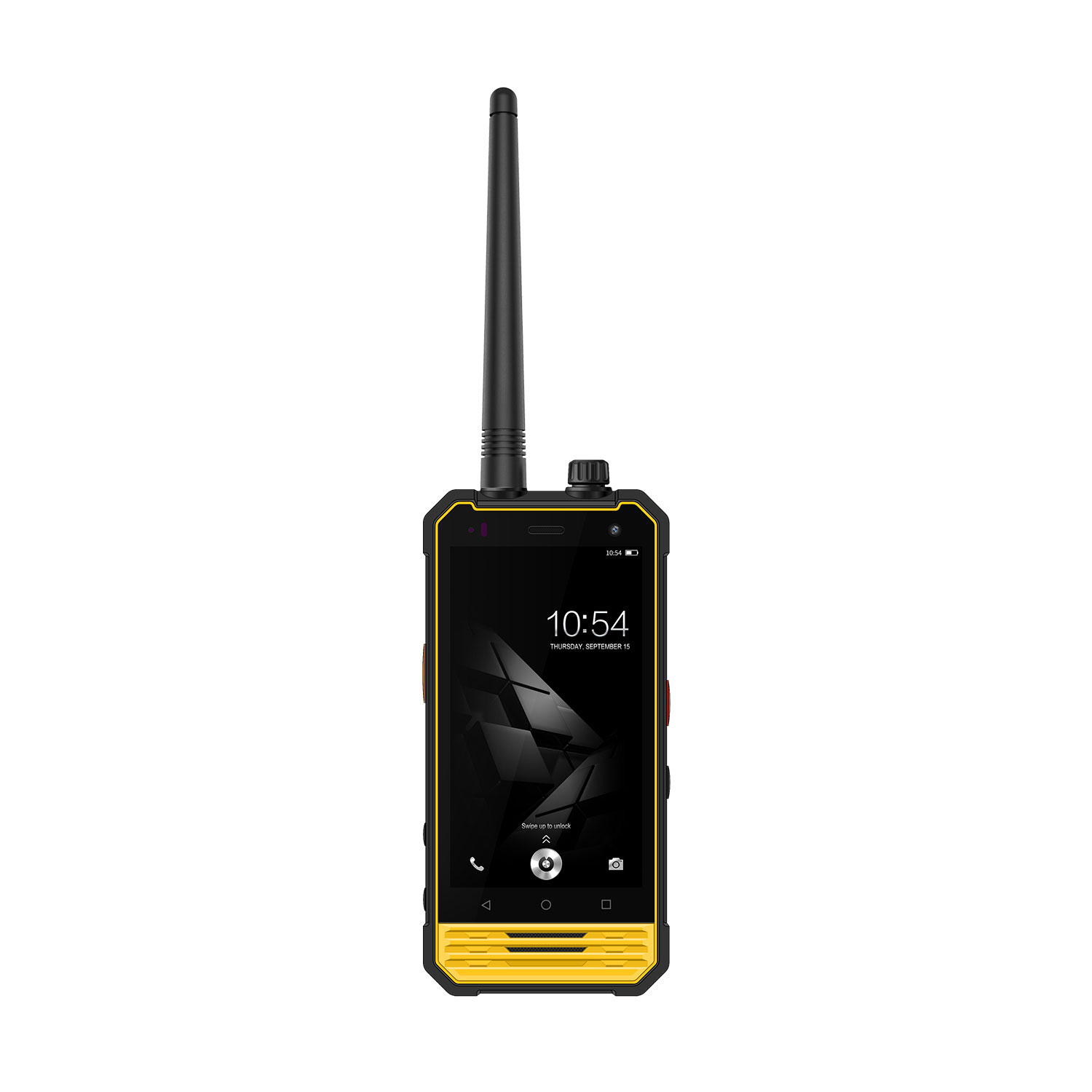 Black Nomu T18 2+16GB IP68 Rugged Phone