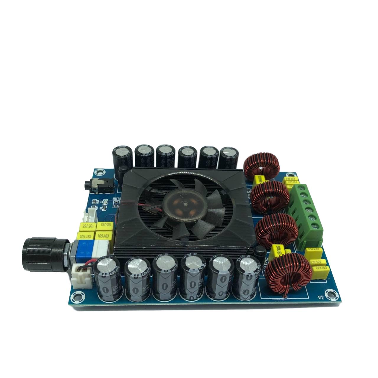 Xh-a121 Power  Amplifier  Board High  Power Digital Power  Amplifier  Board Tda7498e 160wx2 Digital  Amplifier XR-815