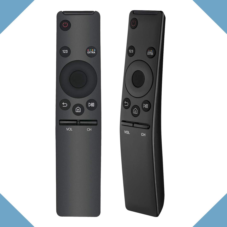 Remote Control BN59-01266A for Samsung Smart TV un49mu8000 UN50MU630D UN65MU700D black