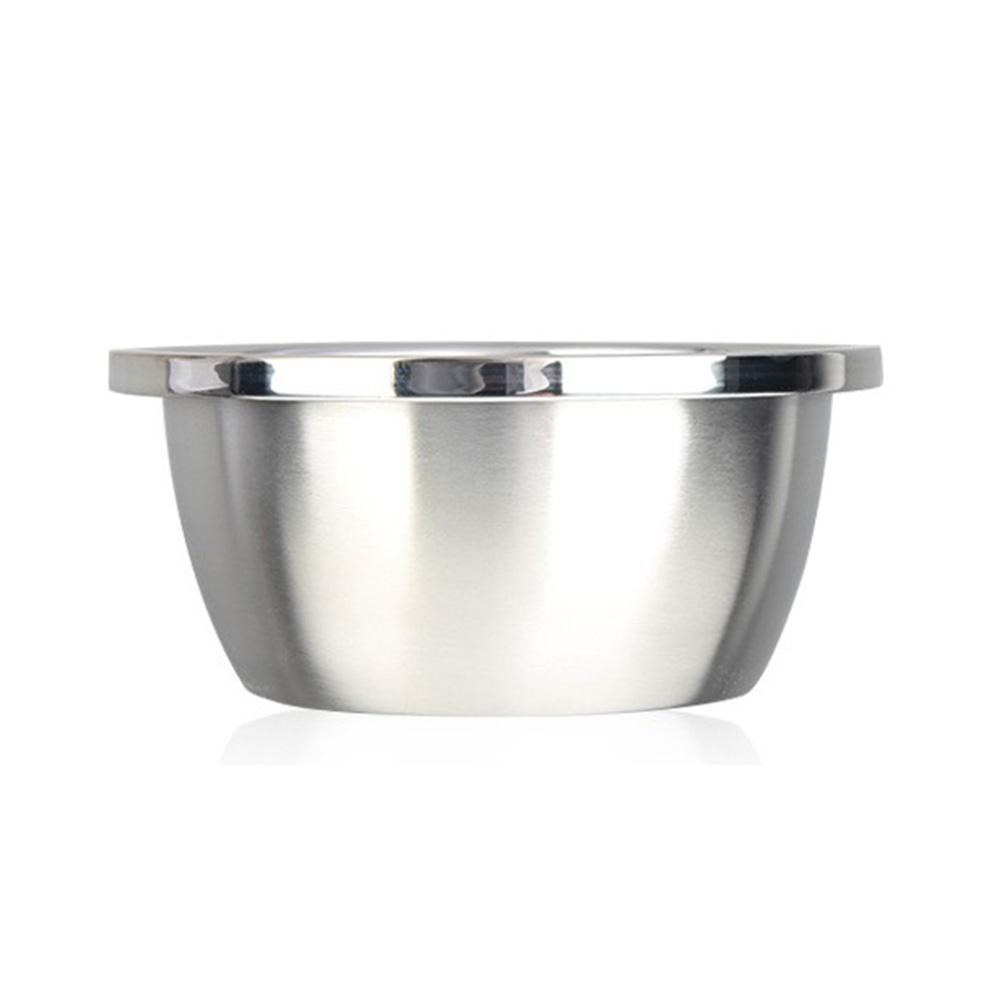 Thicken Colander Strainer Basin Cooker Utensil Mixing Bowl Kitchen Tool Rice Sieve Fruit Washing 304 stainless steel basin