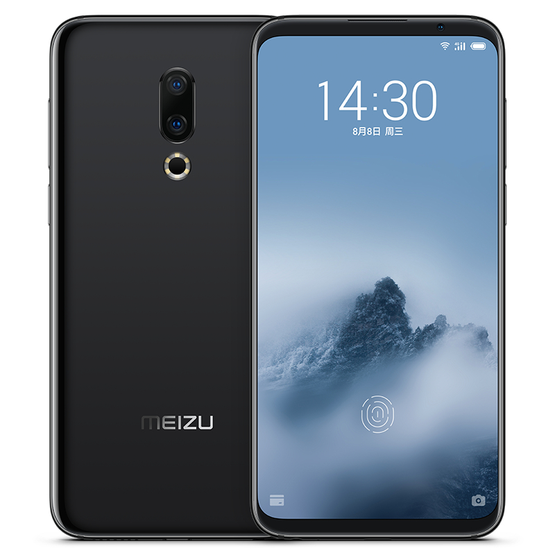 Meizu 16th 6+128GB Black