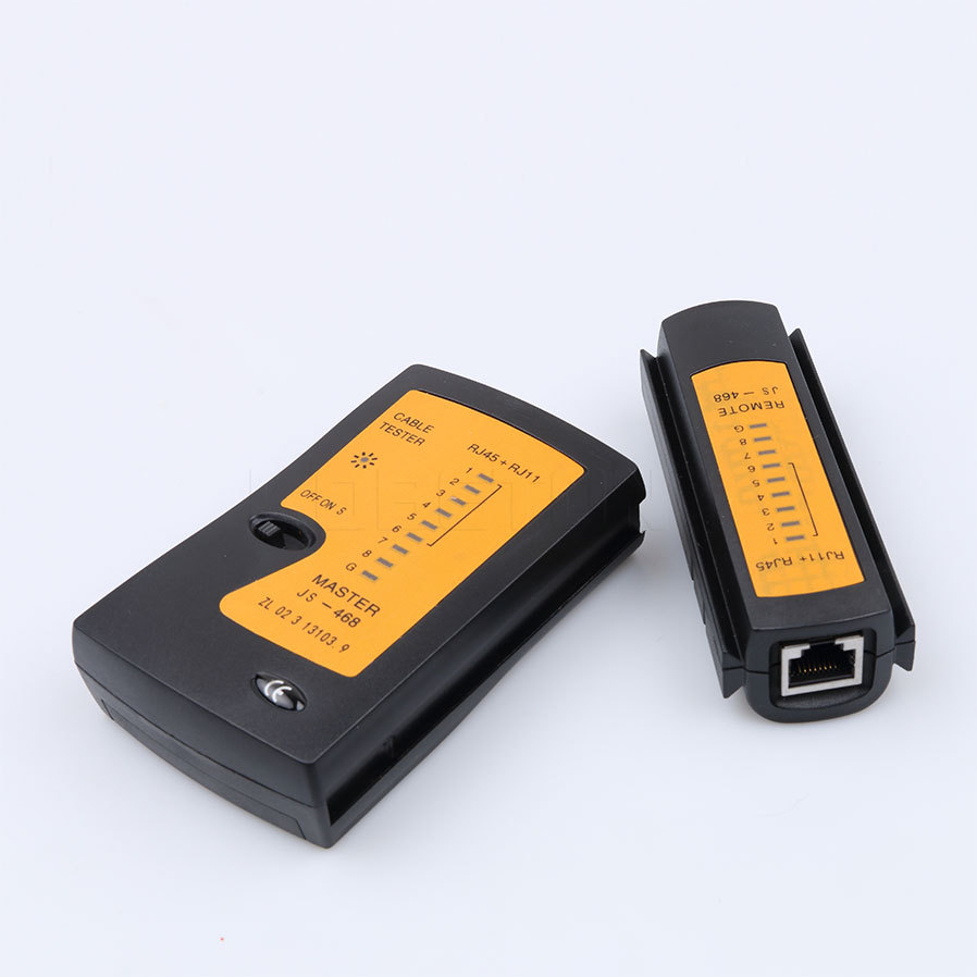 Usb Mini Cable Tester Networking Tools  black