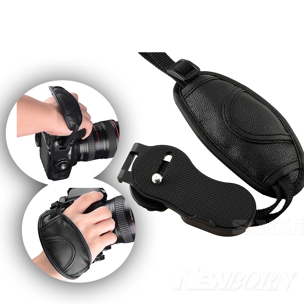 Universal Camera DSLR Grip Wrist Hand Strap for Canon Nikon Sony