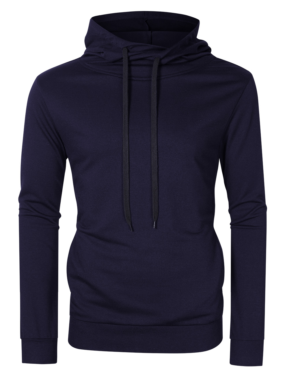 Yong Horse Hooded Sweatshirt - Royal Blue M