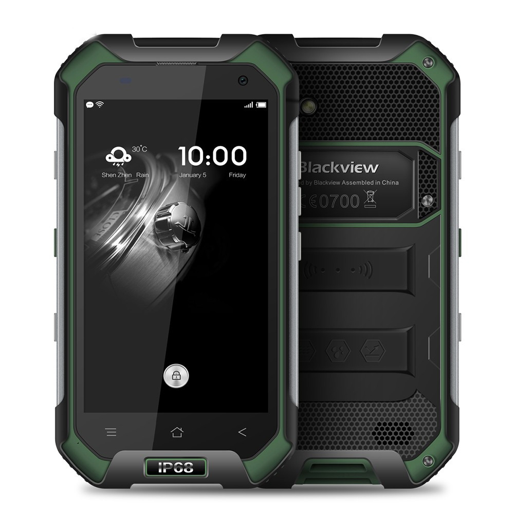 Blackview BV6000 4.7-Inch Smartphone-Green