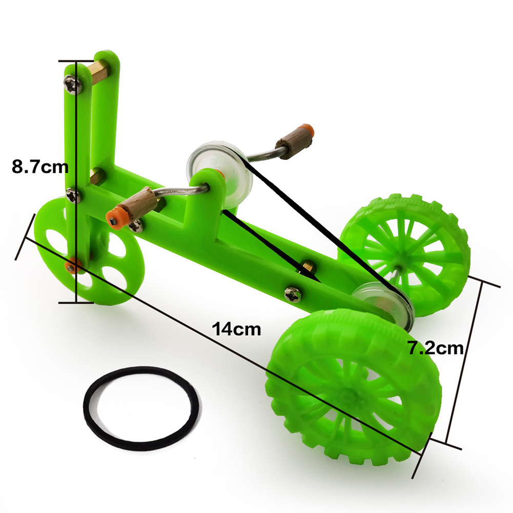 Mini Bicycle Bike Funny Bird Training Toy for Parakeet Macaws Conures  small