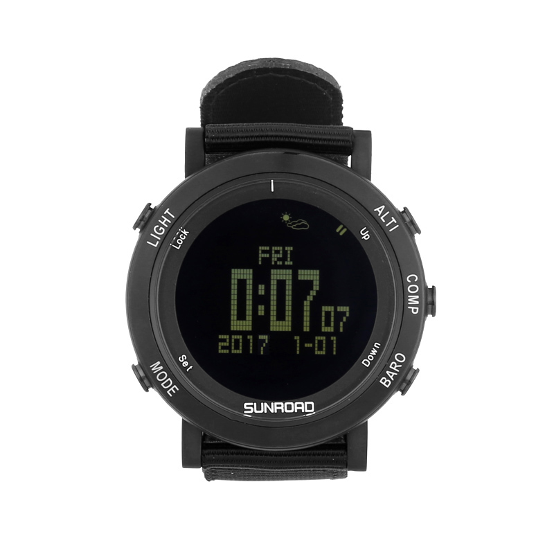 Sunroad FR851B Outdoor Watch