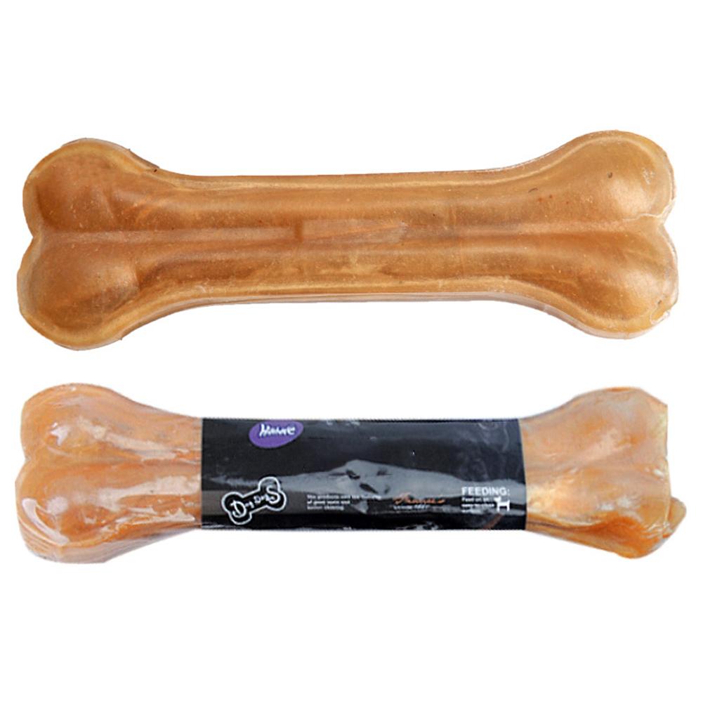 Chews Bone Molar Teeth Clean Stick Food Treats for Pet Dog Toy 6 inches