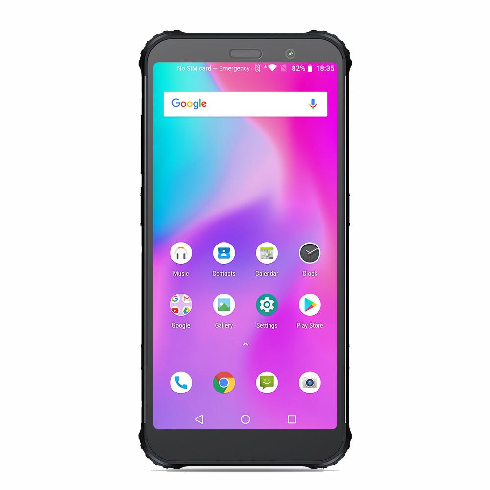 AGM X3 6+64GB Mobile Phone Black