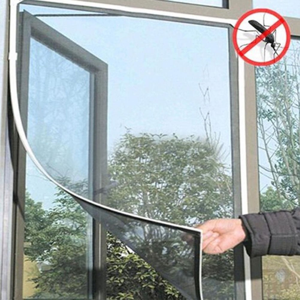 DIY Stealth Window Screen