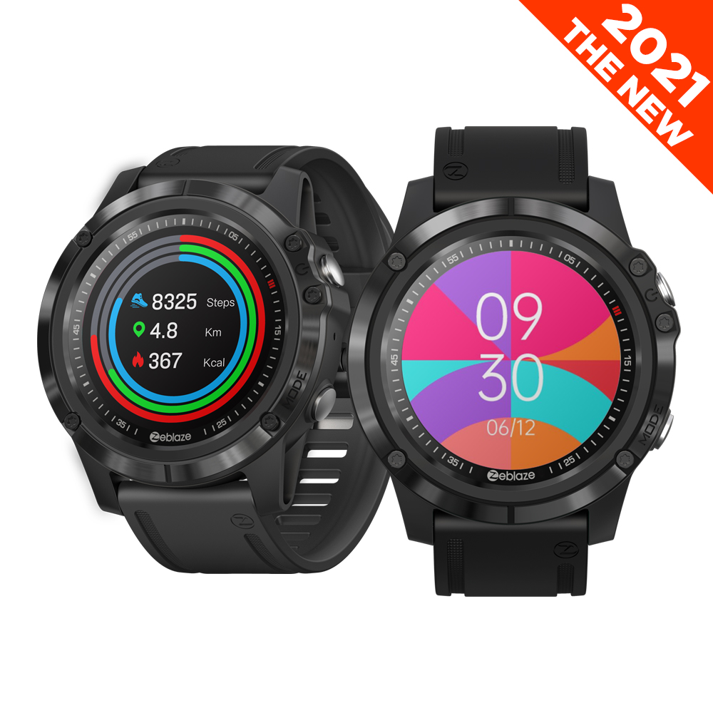 Smart Bracelet HD Full Touch Screen Sleep Monitoring Exercise Pedometer Check Heart Rhythm Blood Pressure black