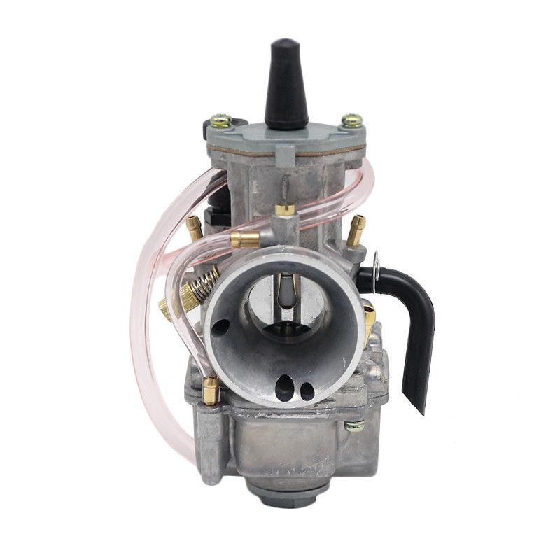PWK21 24 26 28 30 32 34mm Motorcycle Carburetor Gasoline Generator Carburetor for SUV ATV UTV Modified 24mm caliber
