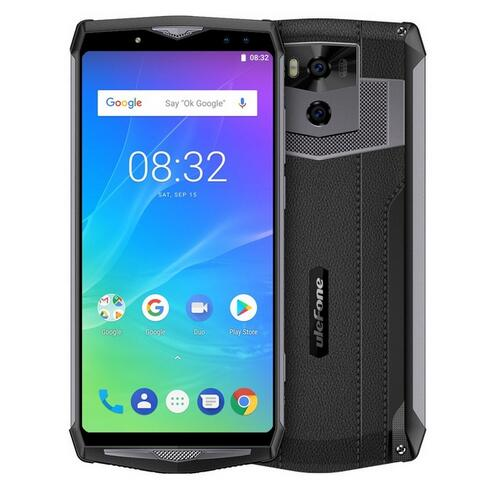 Ulefone Power 5S 4+64G Dark grey