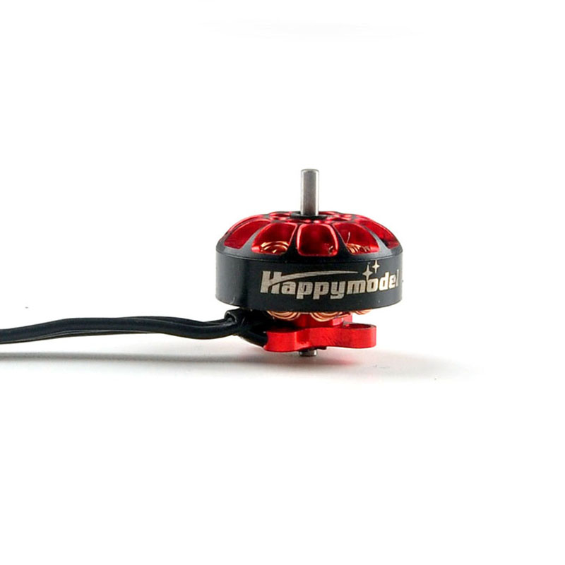 Happymodel EX1203 5500KV 2-4S / 6200KV 2-3S Brushless Motor for Larva X HD FPV Racing Drone Toothpick Beta 6200KV KSX3837