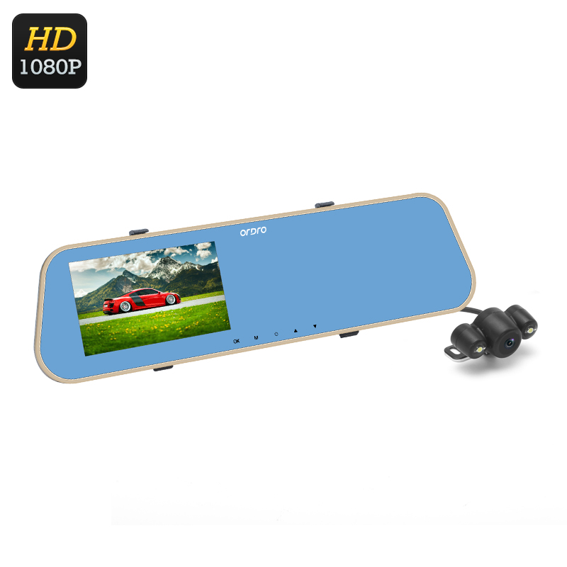 1080P Full HD Car DVR