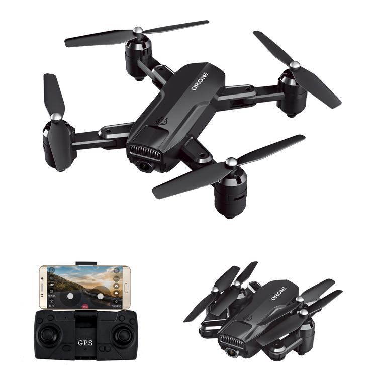 Drone ZD6-GPS WIFI FPV 1080 HD Camera Wide-angle Optical-Flow Foldable Selfie Drone Toys for Kids Children Boys Girls  4K