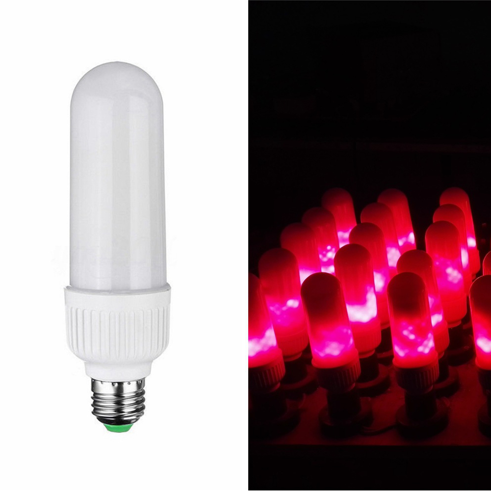 Simulate LED Christmas Corn Flame Bulb Decoration Light for Party Festival