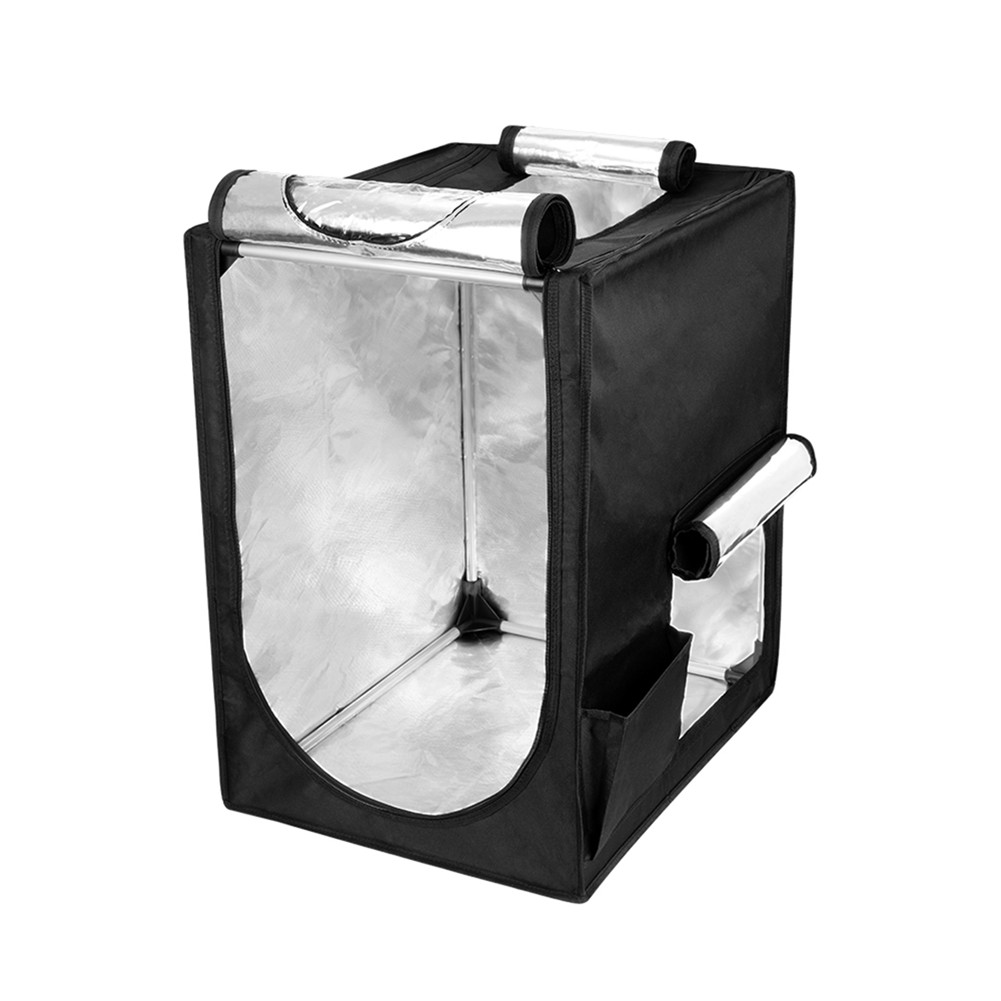 3D Printer Enclosure Mini 3D Printer Tent Fireproof Dustproof for Ender 3 / Ender 3 pro/Ender 5 Constant Temperature Protective Cover Room  45 * 21.5 * 11.5 cm